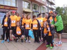 Palencia Abierta y corRIENDO POR PALENCIA como siempre han liado una buena por las calles de Palencia, un 10 a la organización y otro 10 a los participantes :)