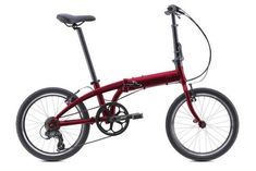 Tern | Link A7 | Folding Bike Red