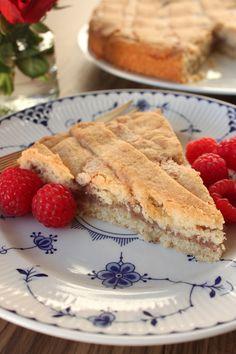 Danish Cake, Danish Dessert, Single Layer Cakes, Pistachio Cake, Sweet Cakes, Cakes And More, Bread Baking, I Love Food, Cake Cookies