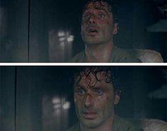"The Walking Dead Season 6 Episode 3 ""Thank You"" Rick Grimes"