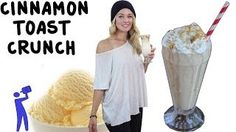 cinnamon toast crunch frappuccino - YouTube