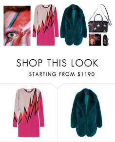 """""""Ziggy stardust"""" by mywayoflife ❤ liked on Polyvore featuring Emilio Pucci, Cushnie Et Ochs, Mulberry, women's clothing, women, female, woman, misses and juniors"""