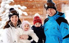 Duchess Kate Middleton & Prince William announce they are expecting their third child - 4/09/2017 ~