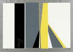 Jean Bauer - Geometrische Komposition