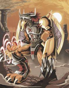 Digimon Dragon's Shadow: Wargreymon