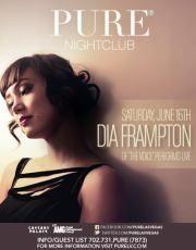 PURE Nightclub- 3570 Las Vegas Blvd. South, Las Vegas, NV, United States