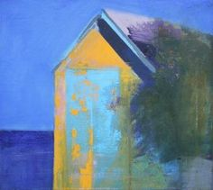 Chet Jones - Bradford Street Shed Building Painting, Art Google, Painting Inspiration, Home Art, Bradford, Street, Gallery, Outdoor Decor, Houses