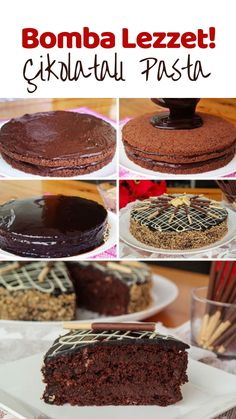Delicious Desserts, Cake Recipes, Sweets, Cooking, Breakfast, Kitchen, Recipes, Cakes, Breads