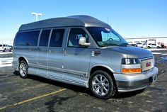 Does Camping World Rent Rvs Chevy Conversion Van, Vans Usa, Hummer Cars, Luxury Van, Gmc Vans, Toyota Previa, Chevy Express, Horse Camp, Custom Wheels