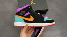 Cheap Air Jordan 1 Shoes on Sale Jordan Shoes Girls, Air Jordan Shoes, Jordan Sneakers, Sneakers Nike, Retro Jordan Shoes, Jordan Nike, Jordan Outfits, Jordan Retro 1, Jordan 11