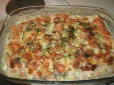 Lohilaatikko - Kotikokki.net Fish Recipes, Seafood Recipes, Cooking Recipes, My Favorite Food, Favorite Recipes, Food C, Seafood Dishes, I Love Food, Food Inspiration