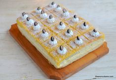 Sweets From Heaven, Pastry And Bakery, Sweets Cake, Limoncello, Biscuits, Keto, Cheese, Cream, Desserts