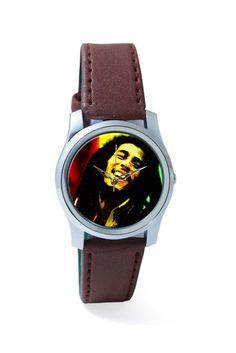 Bob Marley Freedom Portrait Wrist Watch