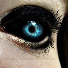 Vampire eyes! ;)