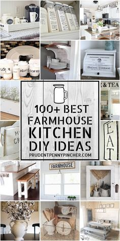 100 Best DIY Farmhouse Kitchen Ideas # Farmhouse # Kitchen – DIY Self – Destination Wedding – Make Up – Leather Jewelry DIY – DIY Wedding Hair Styles – DIY Kitchen Ideas – diy kitchen decor ideas Farmhouse Kitchen Diy, Country Farmhouse Decor, Kitchen On A Budget, Rustic Decor, Country Charm, Modern Farmhouse, Diy Kitchen Ideas, Rustic Signs, Farmhouse Ideas