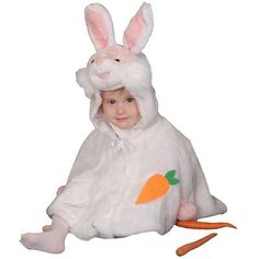 #Dress up america cosy little #bunny #costume cape set,  View more on the LINK: http://www.zeppy.io/product/gb/2/161802899160/