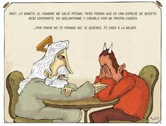 Megapost de humor grafico religioso - Taringa!