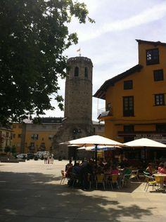 Puigcerdà en Gerona, Cataluña
