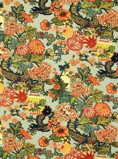 Aesthetic Oiseau: Chiang Mai and eBay Fabric Loot