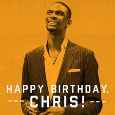 HEAT Nation, we've got something to celebrate today! Join us in wishing @ChrisBosh a Happy 31st Birthday! #GetWellCB