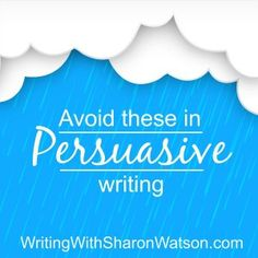 Help Your Students Avoid These Three Mistakes in Persuasive Writing #homeschool #writingtips