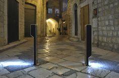 Iluminación exterior, Iluminación urbana,Iluminación urbana: bolardos de luz - Todos los fabricantes de la arquitectura y del design del sector - Vídeos