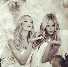 victoria's secret angels!