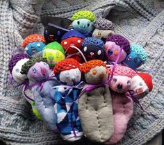 Lavender Filled Sachet Handmade Sock Dolls Lot of 100 Dolls #Pedricks