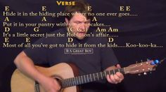 Mrs. Robinson (Simon and Garfunkel) Strum Guitar Cover Lesson with Chord...