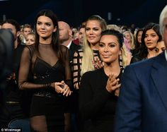 Worried: Kim has expressed her safety worries and according to a source urged her sister t...