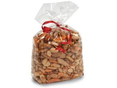 Cello bags - great for snacks.