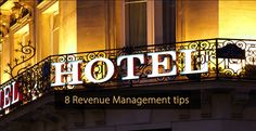 Revenue management within the hospitality industry involves predicting consumer demand, in order to optimise the sales process, allowing businesses to sell at the right price, to the right customer, at the right time. In a hotel, this may mean turning away business now, in order to do more profitable business tomorrow.    When carried out correctly, revenue
