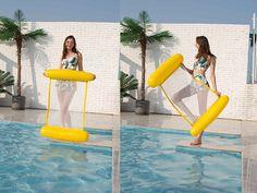 $25.73 - Nice YUYU new inflatable pool float bed 120cm*70cm water inflatable lounge chair float swimming float hammock lounge bed for swimming - Buy it Now! #bikiniconcepts #beach #beachwear #bikini #bikinifashion #bikinifitness #bikinigirl #bikinimodel #bikinis #clothing #fashion #fashionideas #fashionista #fashionstyle #fashiontrends #holiday #hotgirl #instafashion #lifestyle #loveit #outfitoftheday #style #summer #swimsuit #beauty #fitness #amazing #boutique Pool Party Kids, Water Party, Sand Toys, Water Toys, Water Hammock, Floating Bed, Beach Toys, Donate To Charity, Bikini Workout