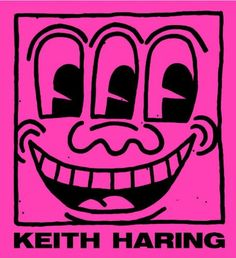Keith Haring by Jeffrey Deitch http://www.amazon.com/dp/0847842983/ref=cm_sw_r_pi_dp_cpYkub1FA21KA