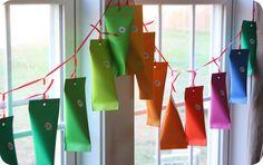 .coole Art Geschenke zu verpacken
