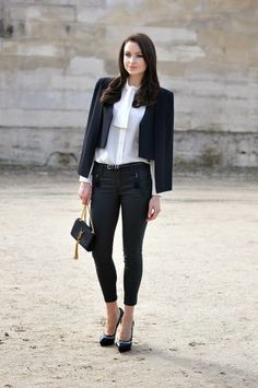Streetstyle Paris Fashion Week, image by StunningStreetstyle