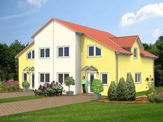#Investieren Sie in Ihre #Zukunft mit unseren #Doppelhaushälften! Mehr Informationen über Herwig #Haus und unsere #Massivhäuser gibt es unter: www.herwig-haus.de