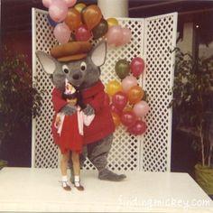 disneyland bernard 1983