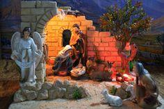 PS-041 Arcos N° 3 Fig. 20 cm/ 7.8″ – Pesebres Artesanales Journey To Bethlehem, Fig, Cribs, Nativity, Miniatures, Scene, Outdoor Decor, Painting, Ideas