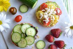 6 energy-boosting breakfast toast ideas