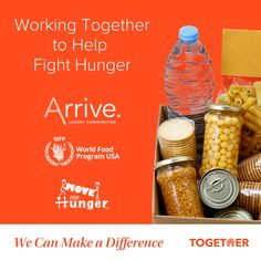 We are proud to partner with World Food Program USA & Move For Hunger to help fight hunger in our community and across the globe. As a company, we are committed to matching 100% of all resident donations. We feel proud to be able to donate as a family in solidarity with our residents. #TrinityStrong #TogetherWeCan 💪 World Food Programme, Charitable Contributions, Donate Now, Fundraising Events, Together We Can, Globe, Canning, Usa, Community