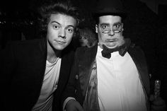 harry and some dude... idek
