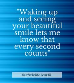 Beautiful smile quotes for her beautiful quotes for her quotesgra You Are Beautiful Quotes, Beautiful Smile, Her Smile Quotes, Love Quotes, Make Her Smile, Beauty Hacks Video, Beauty Quotes, Dating Quotes, Some Words