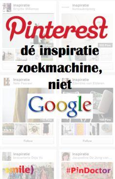 Pinterest de inspiratie zoekmachine. Blog door Suzanne Wartenbergh