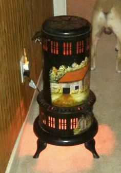 Perfection 160 c kerosene heater misc pinterest for Decorative rocket stove