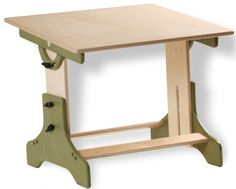 """Mondoo"" Eco Kids Art Table | GreenStreamline: Eco Shop"