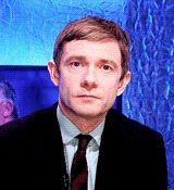 Martin Freeman and his sass. So much sass.