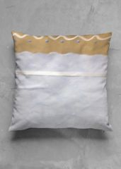 Blue pillow: What a beautiful product!