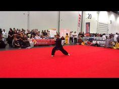 4th place London Wushu Open 2012