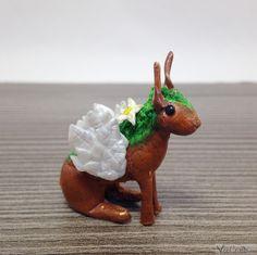 Polymer Clay, Super Cute, Etsy, Vintage, Animals, Craft Gifts, Schmuck, Dekoration, House